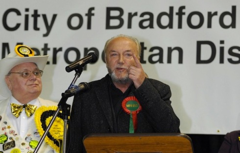 Galloway and his one remaining supporter