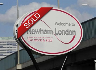 Newham sold