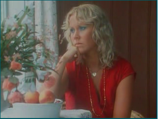 Agnetha is sad