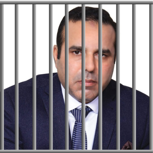 Kamran in jail