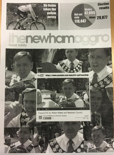 Newham aggro