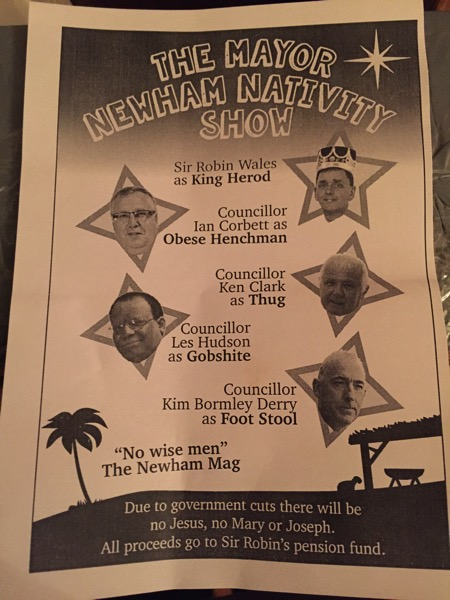 Newham Nativity Show
