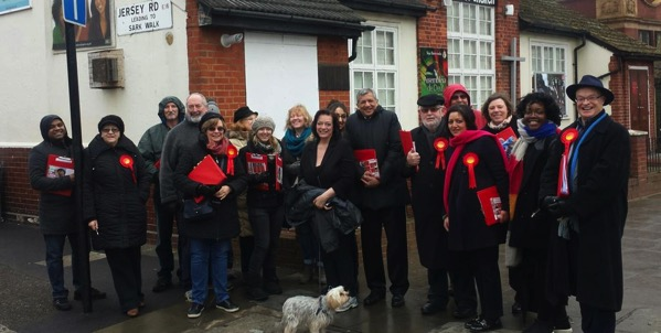 WestHamLabour 2016 Feb 13