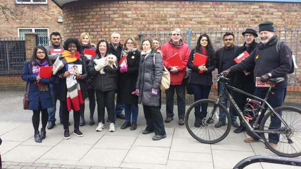 WestHamLabour 2016 Feb 27