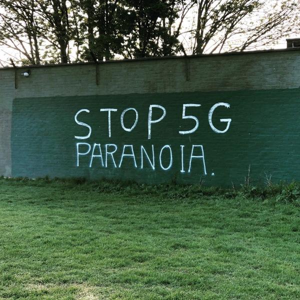 Stop 5G paranoia